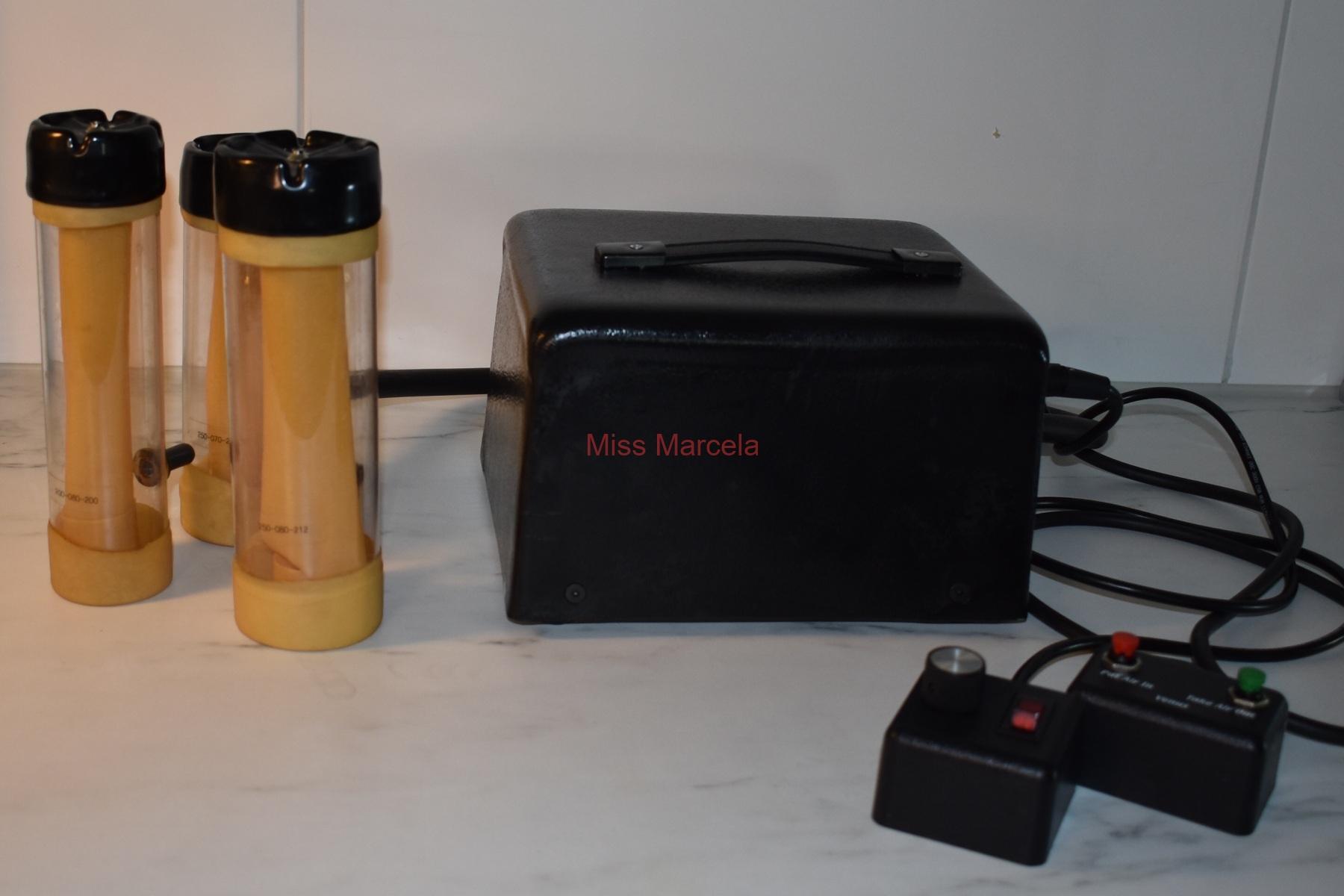 Venus 2000 Melkmaschine Zwangsentsamung